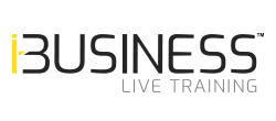 I-BUSINESS Live Training Logo